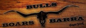 bulls boars and barra logo
