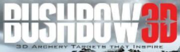 bushbow 3D logo
